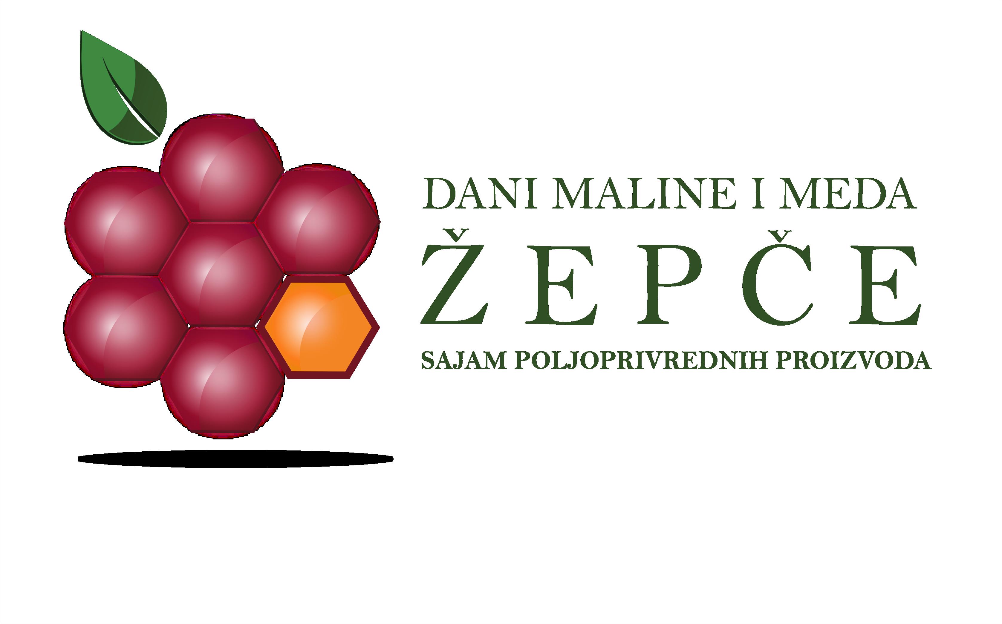"""logo-dani-maline-i-meda Poziv za sudjelovanje na sajmu poljoprivrednih proizvoda """"Dani maline i meda"""" Žepče 2019."""