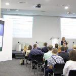 """konf-eu-fondovi-mostar-2-150x150 Na održanoj konferencija pod nazivom """"Korištenje EU fondova u kontekstu nove strategije EU za zapadni Balkan"""", jedan od panelista bila i direktorica RAŽ-a Branka Janko"""