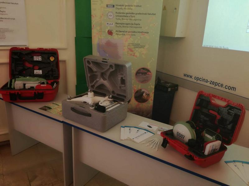 geodetska-oprema-1 Nabavljena suvremena geodetska oprema za općinu Žepče