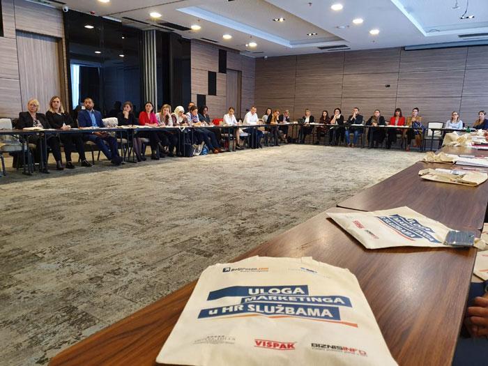 konf2 RAŽ na konferenciji posvećenoj ljudskim resursima
