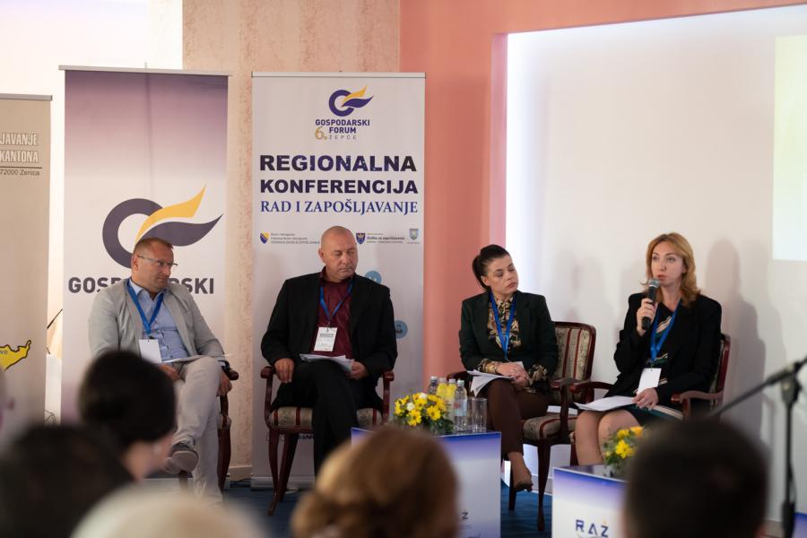 203 Održan 6. Gospodarski forum općine Žepče