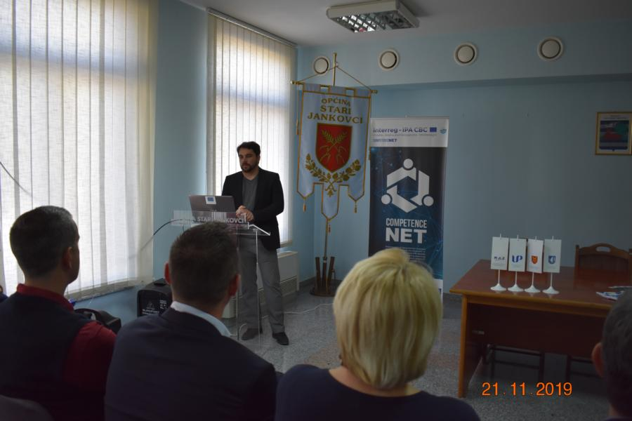 """slika-sa-zavrsne-konferencija-Jugoslav-Sarajlic Održana završna konferencija projekta """"competenceNET"""""""