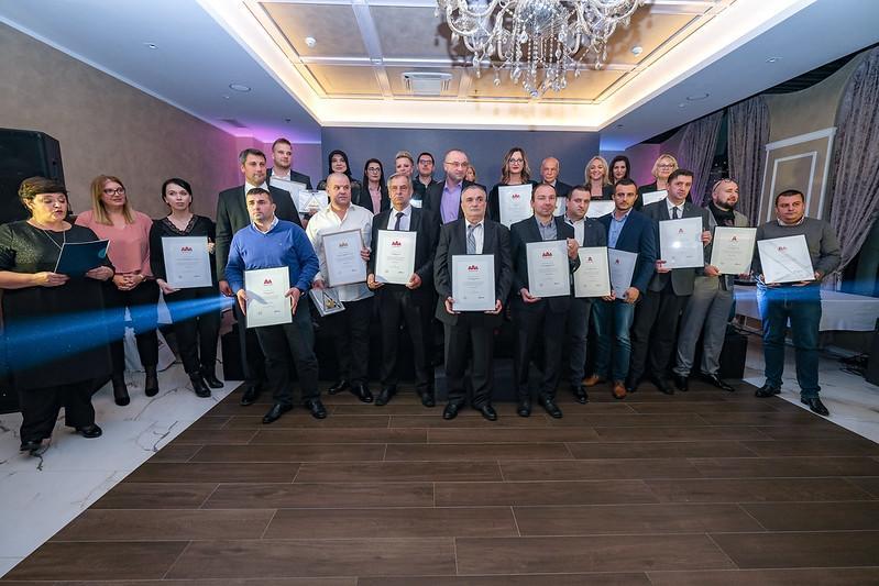 dodejla-certifikata-2 RAŽ dobitnik certifikata za bonitetnu izvrsnost u 2019. godini