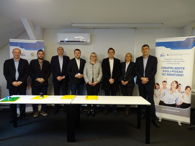 mentoring-2 RAŽ potpisao ugovor o pružanju mentoring usluga
