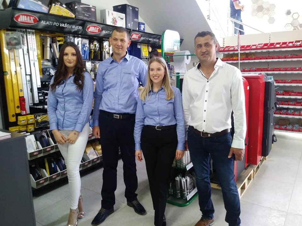 Maric-3 Otvorena još jedna tvornica u Žepču